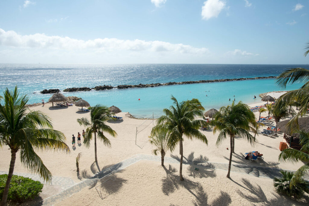 Beach at the Sunscape Curacao Resort Spa & Casino - Curacao