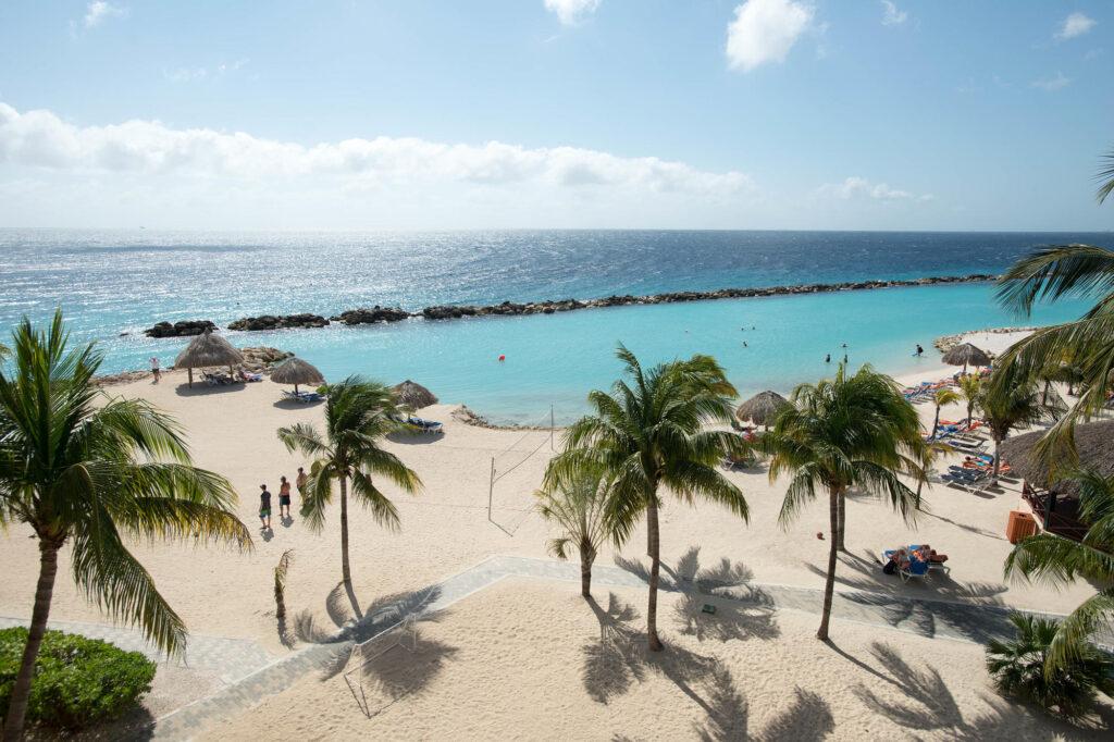 Beach at the Sunscape Curacao Resort Spa & Casino - Curacao