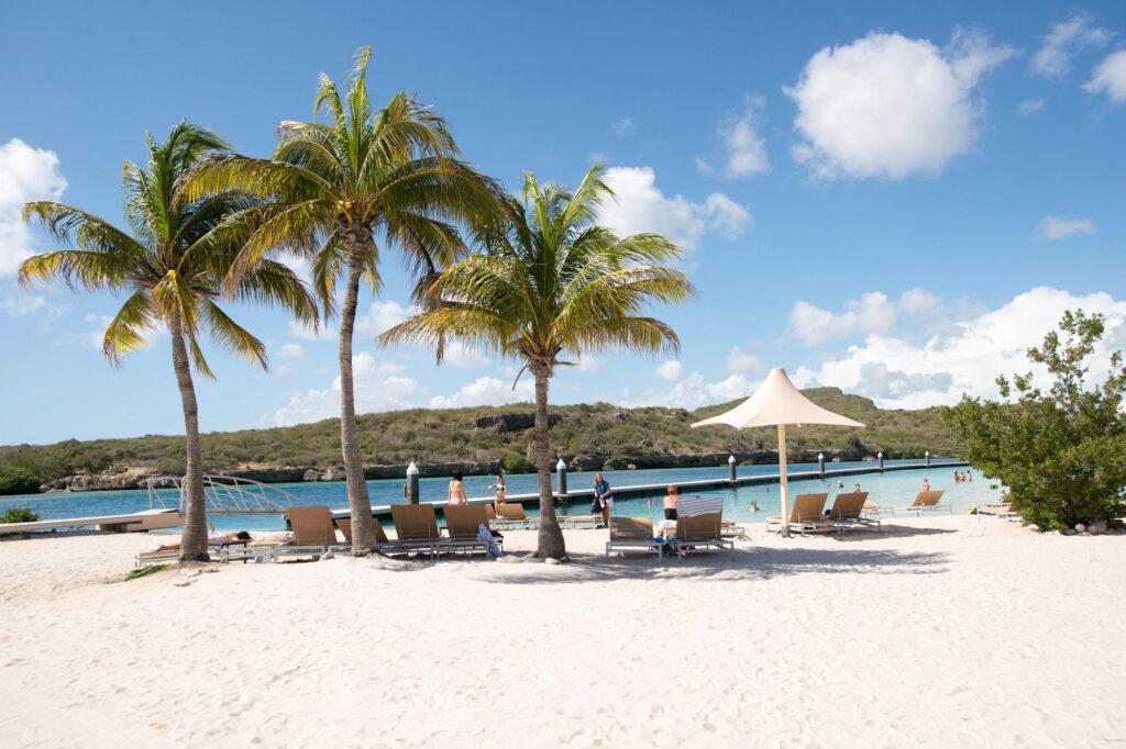 Beach at the Santa Barbara Beach & Golf Resort, Curacao