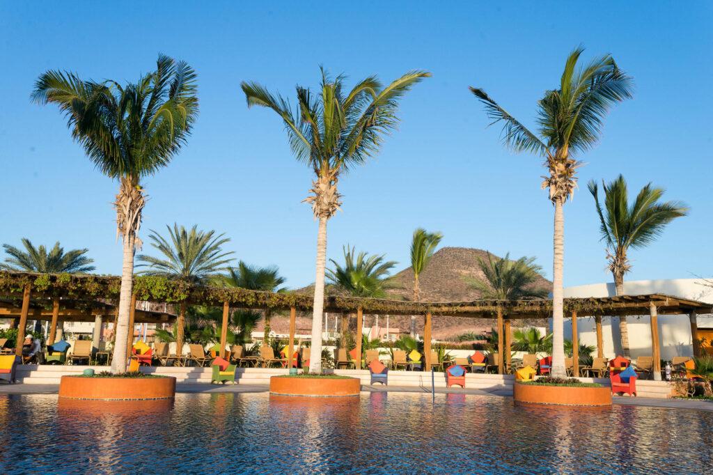 Beach at the CostaBaja Resort & Spa