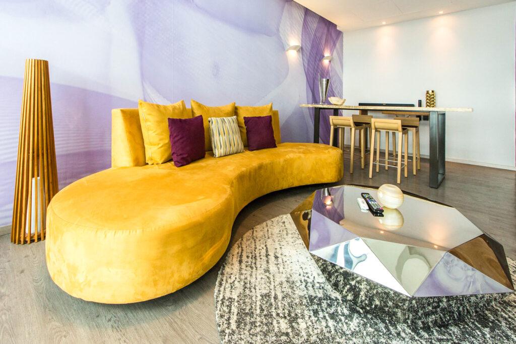 The Desire Suites at the Desire Riviera Maya Resort