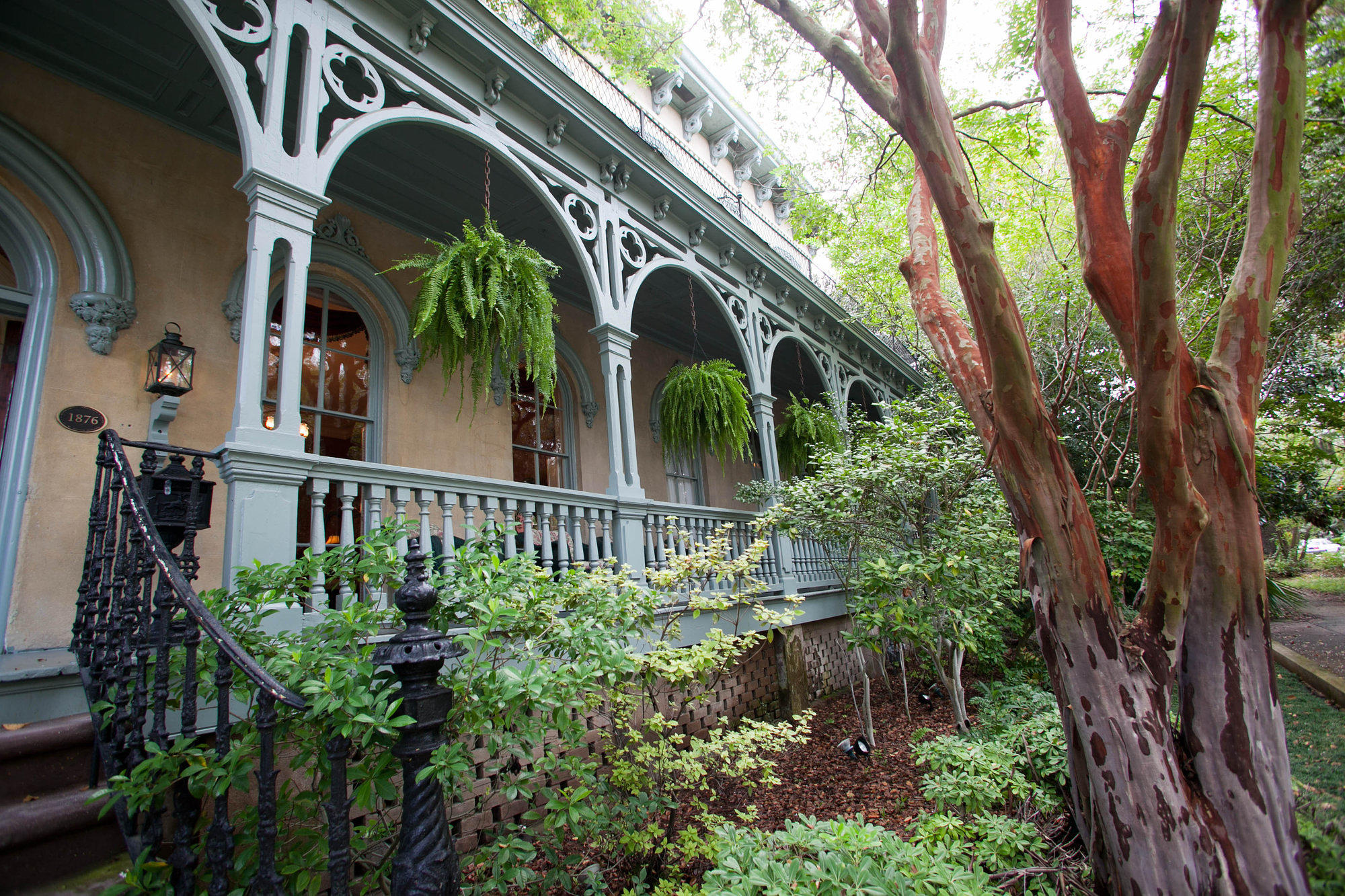 The dreamy Savannah Historic District