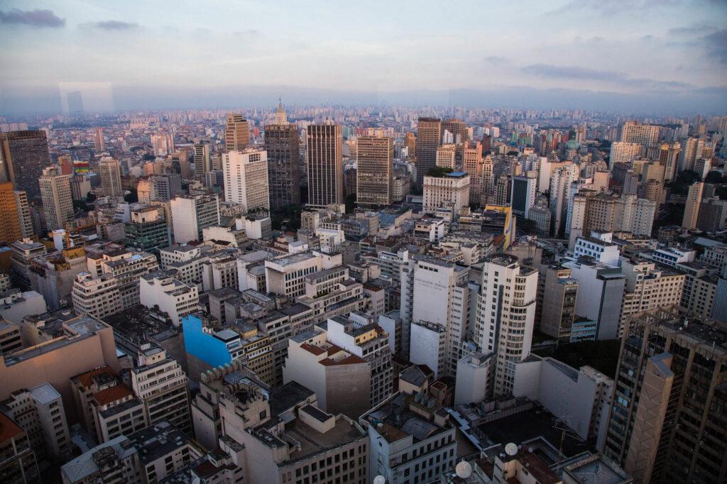 View in Sao Paulo