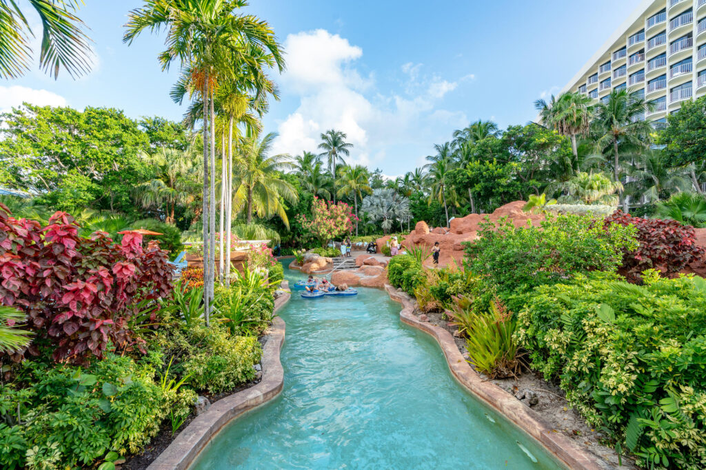 The Lazy River at The Reef at Atlantis, Autograph Collection