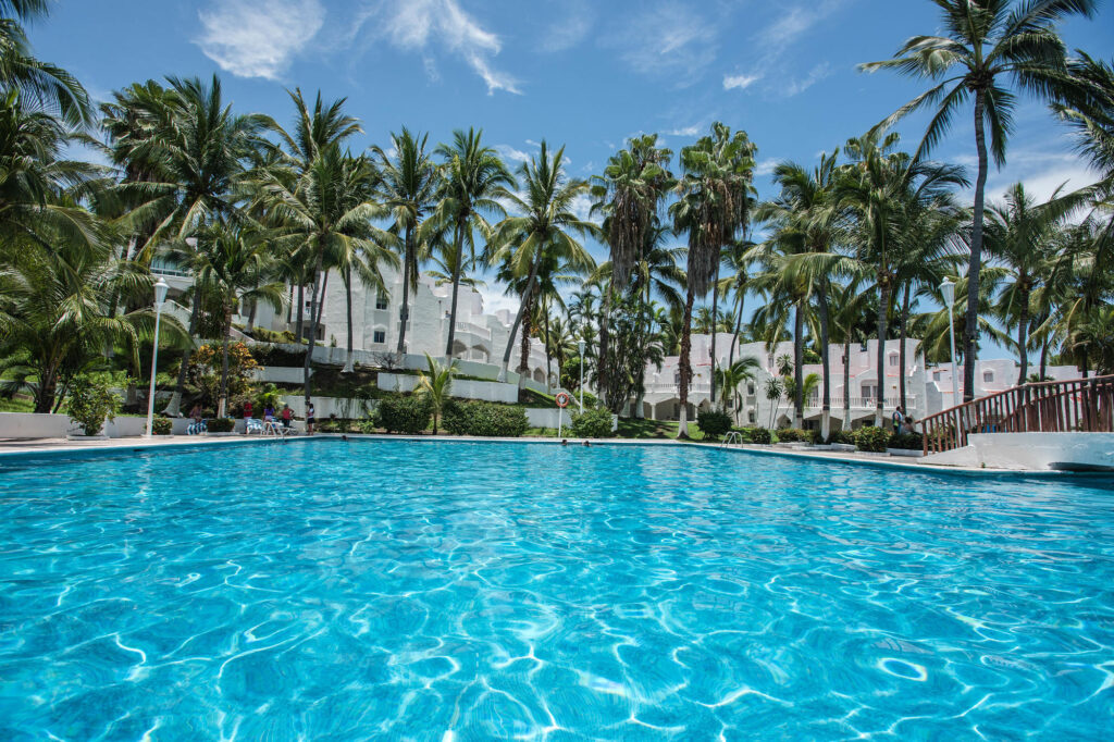 The Main Pool at the Gran Festivall All Inclusive Resort