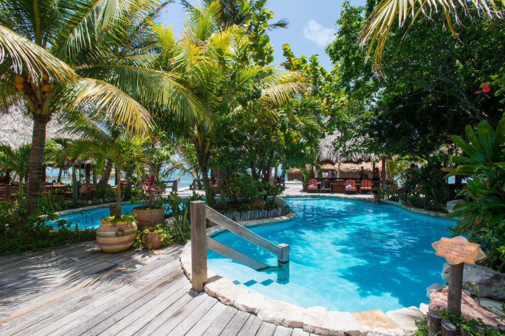 The Pool at the Ramon's Village Resort