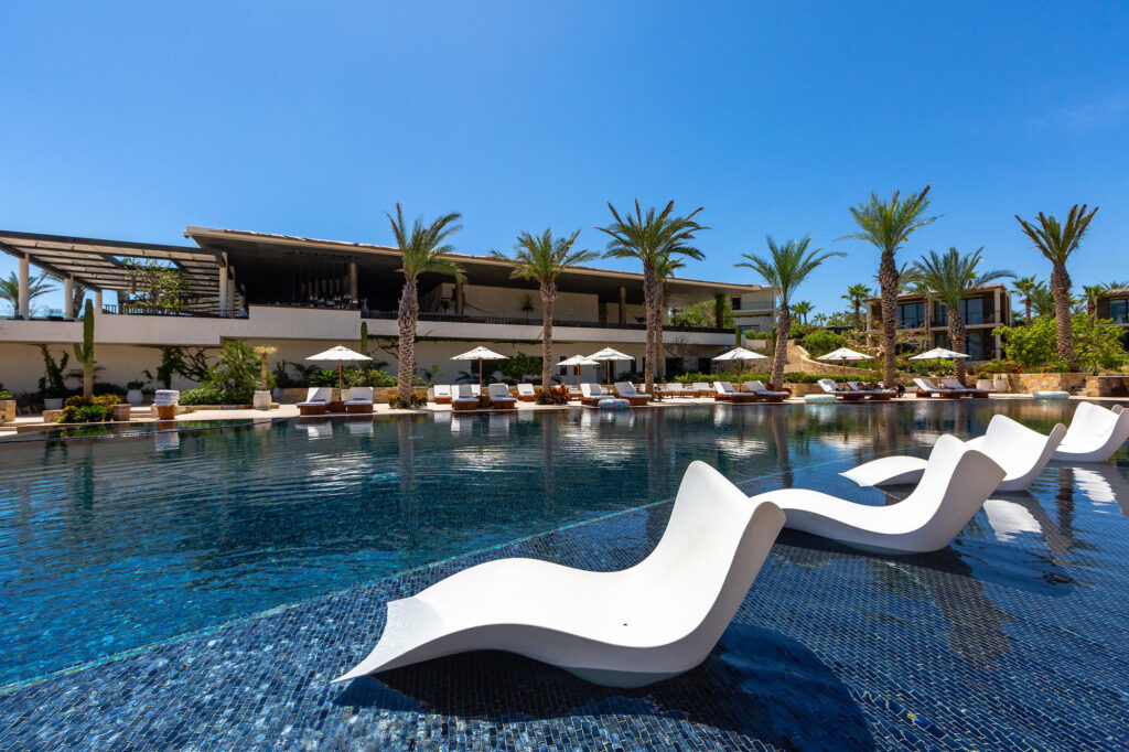 Pools at the Chileno Bay Resort & Residences, Auberge Resorts Collection