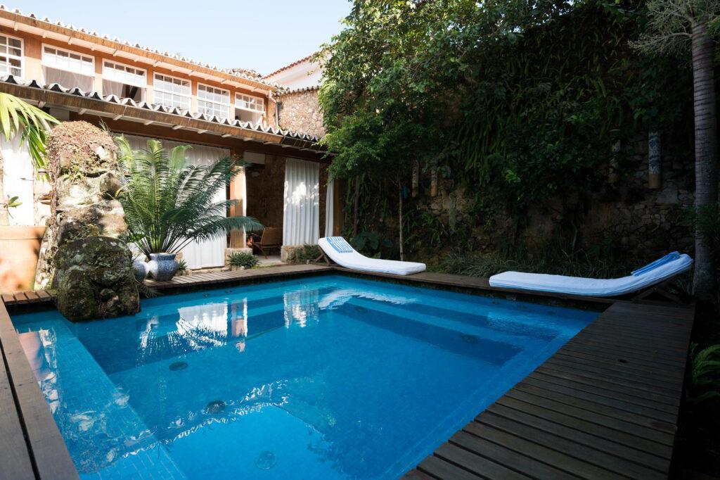 The Pool at the Casa Turquesa