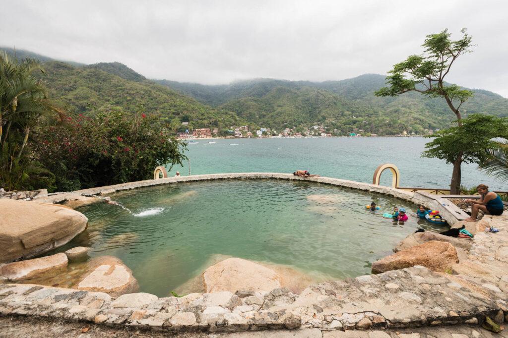 The Pool at the Hotel Lagunita