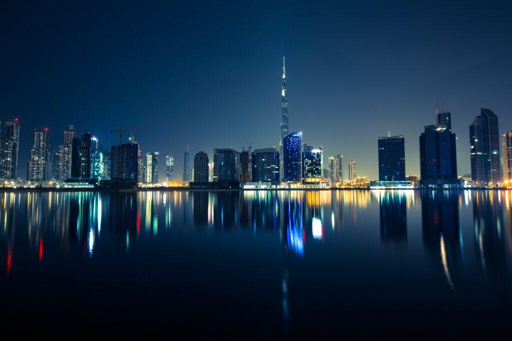 Downtown Dubai, Dubai, United Arab Emirates