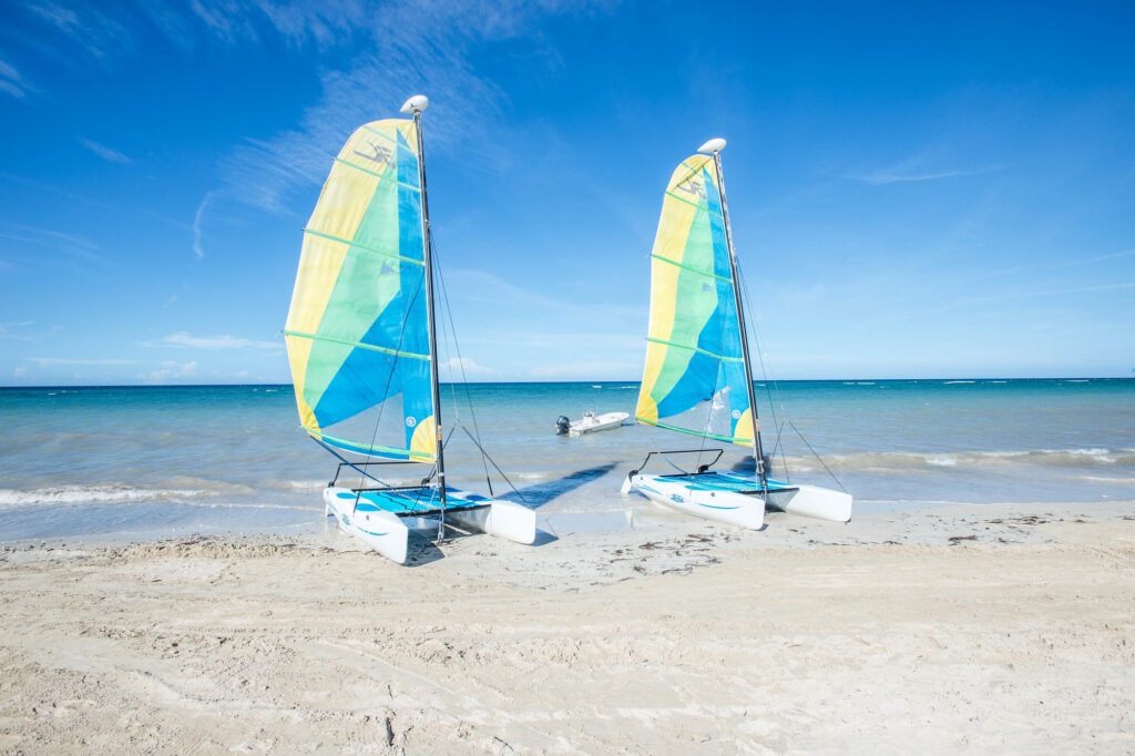 Watersports at the Rose Hall Resort and Spa, a Hilton Resort