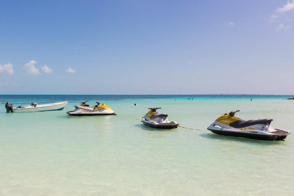 Water Sports at the Fiesta Americana Villas Cancun