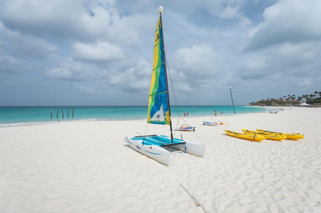 Water Sports at Tamarijn Aruba All Inclusive