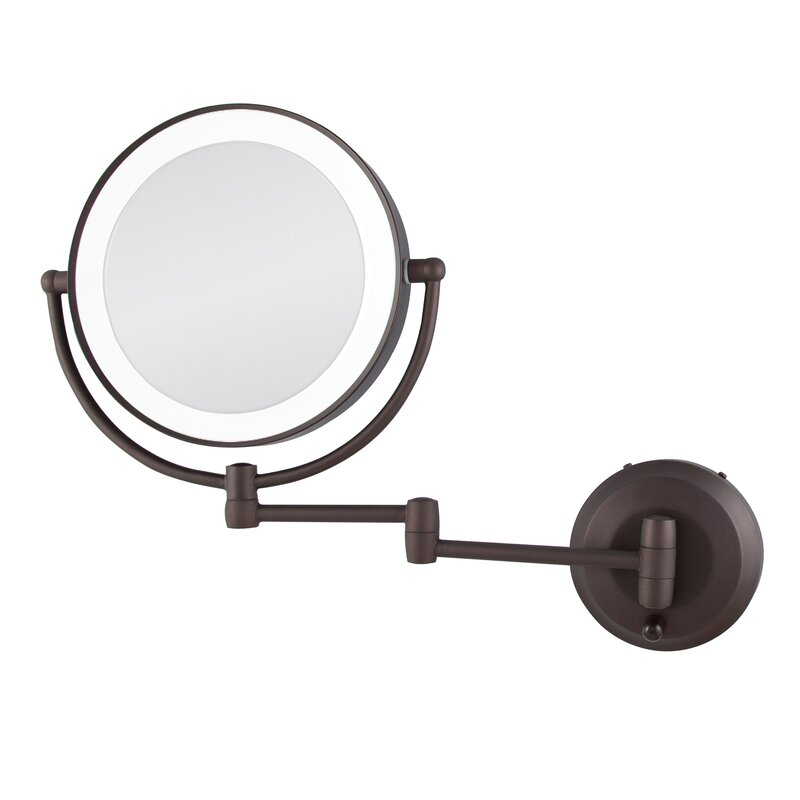Darby Home Aldona Modern & Contemporary Makeup:Shaving Mirror