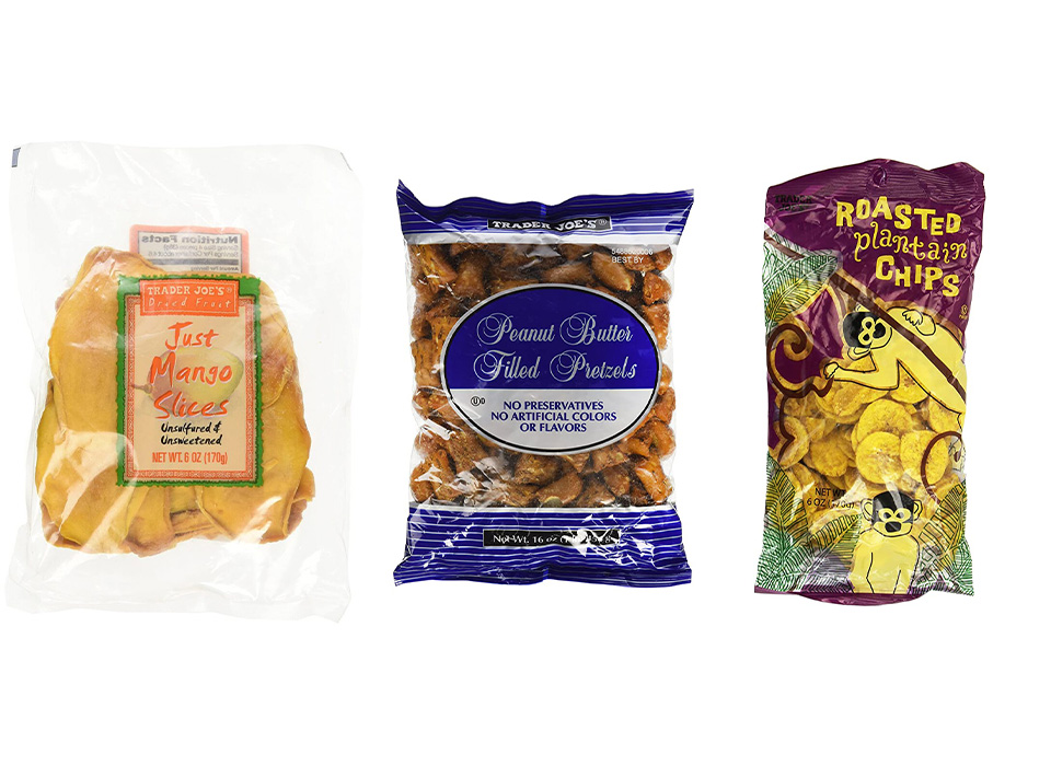 The 22 Best Trader Joe's Snacks — in Good Times and Bad