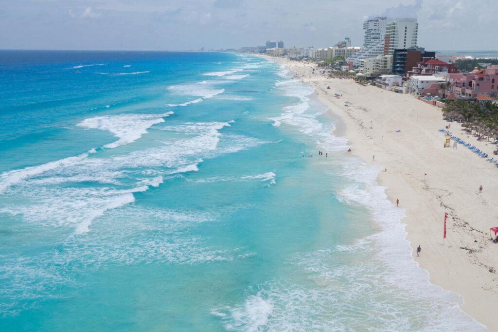 Aerial Photography at the Hyatt Zilara Cancun