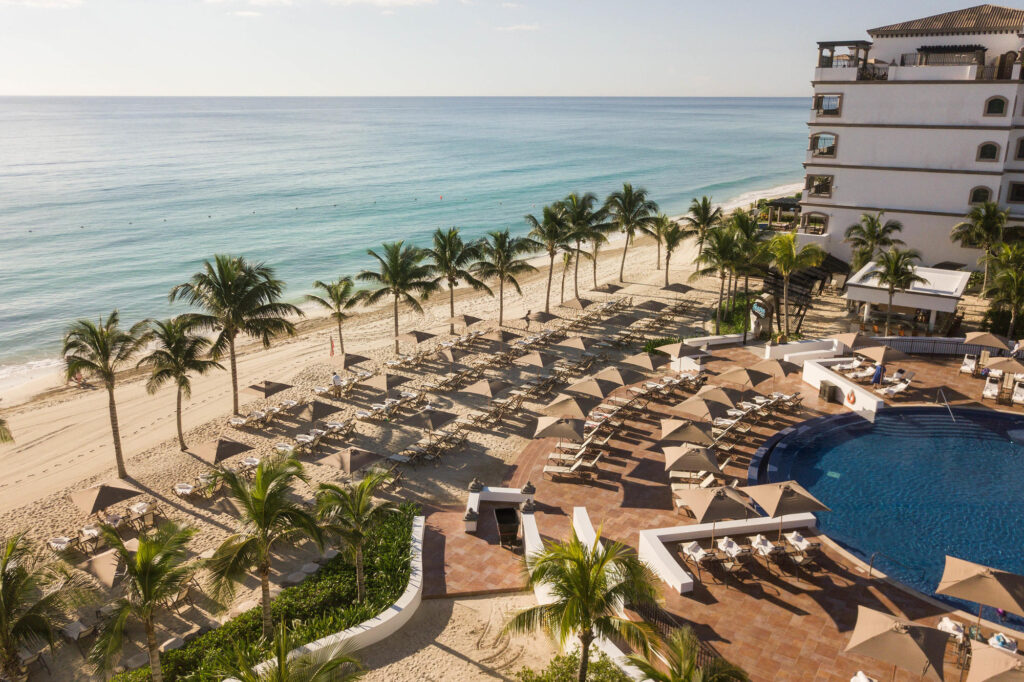 Aerial Photography at the Grand Residences Riviera Cancun