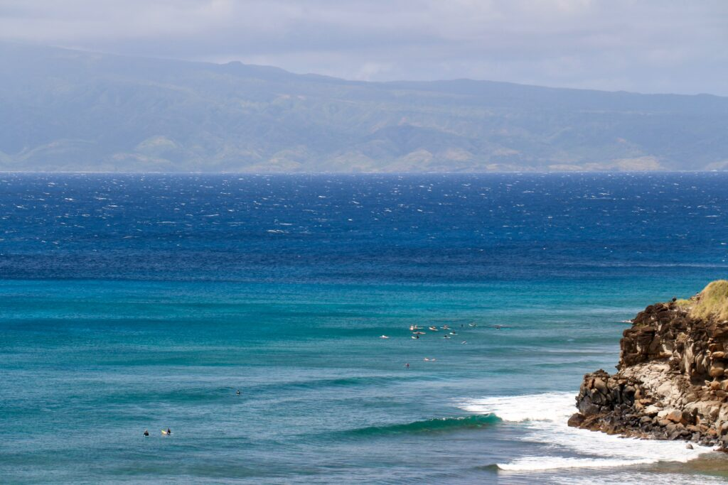 Maui Surfers, Honolua Bay, Maui