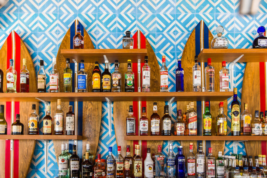Bar Amigos at Panama Jack Resorts Cancun