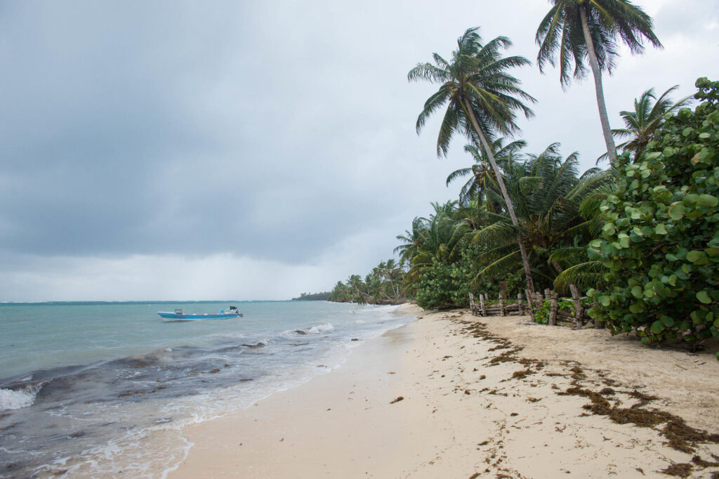 Beach at the Little Corn Beach and Bungalow