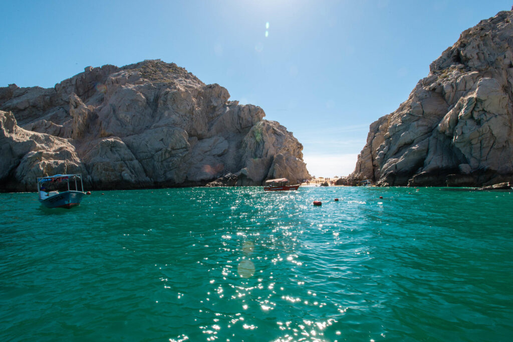 Cabo San Lucas boating