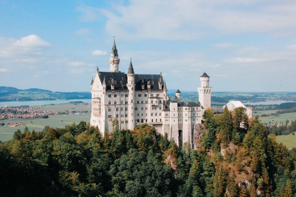 Neuschwanstein Castles, Schwangau, Schwangau, Germany