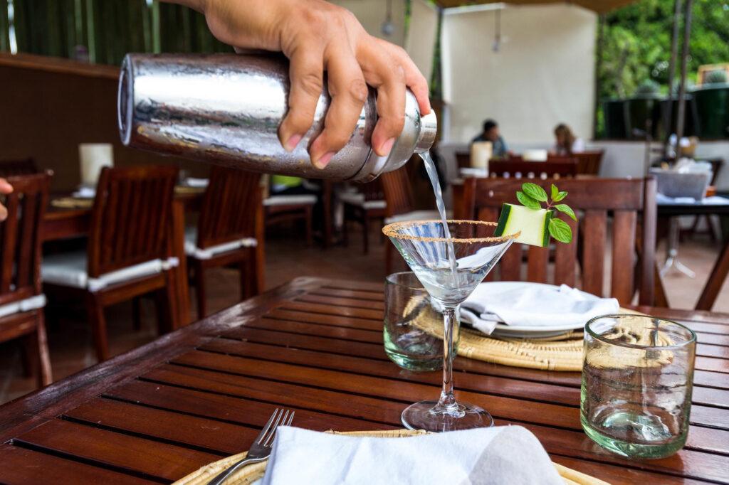 Casa Oaxaca drink