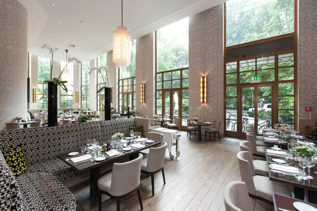 Davvero Restaurant at The Charles Hotel
