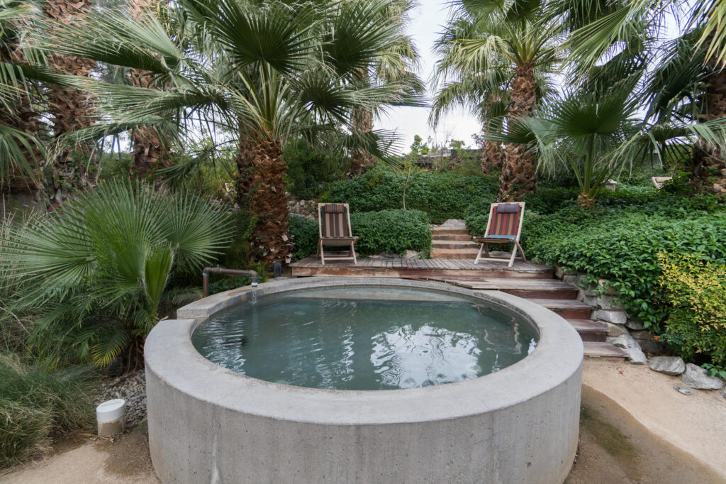 Desert Hot Springs at the Two Bunch Palms