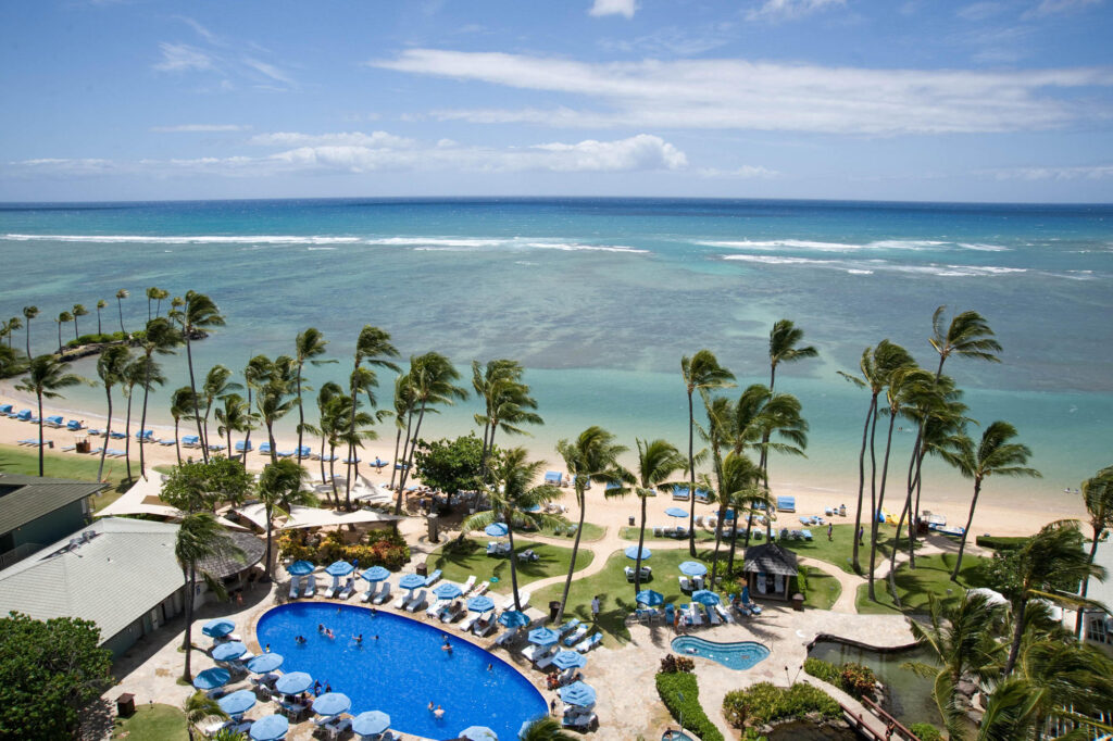 View from Koko Head Oceanfront Lanai Room