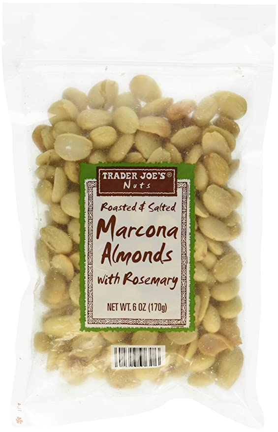 marcona almonds with rosemary