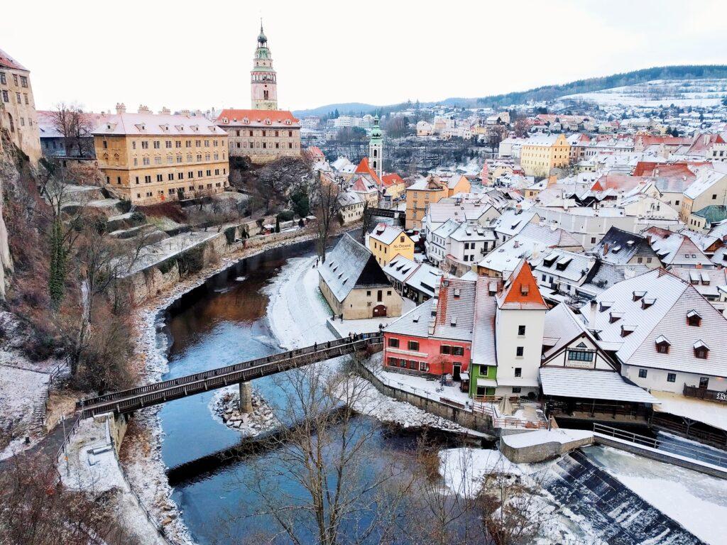 Český Krumlov Castle, Czech Republic