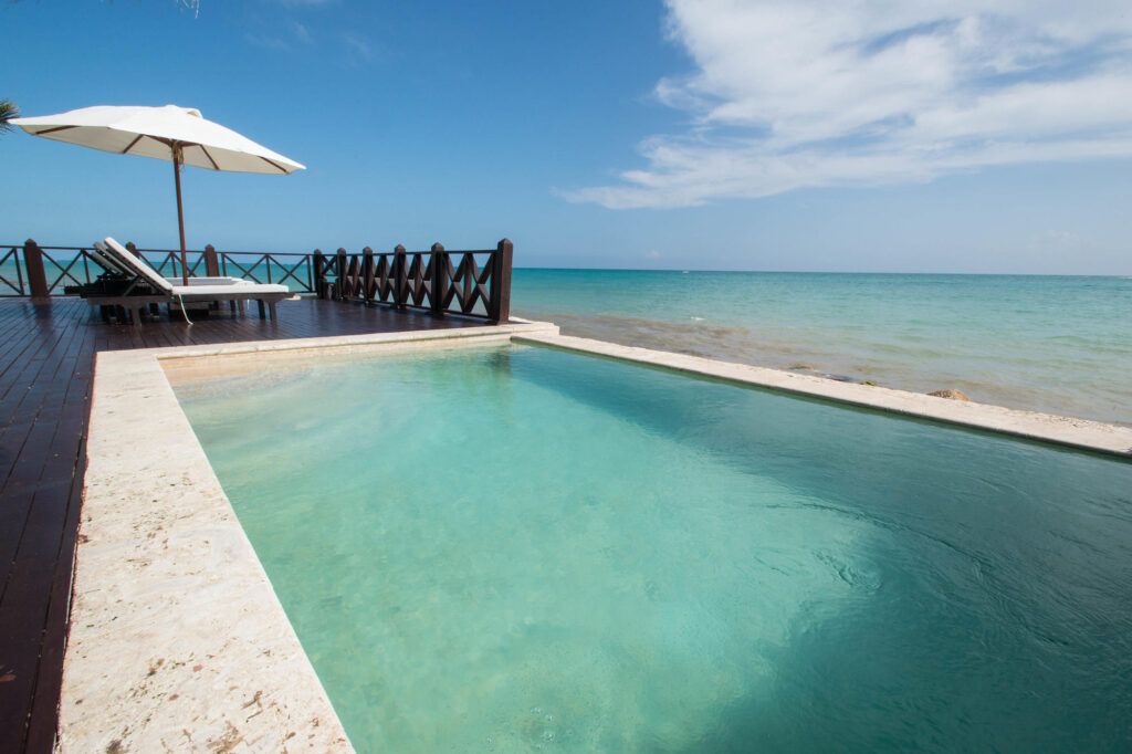 The Ocean Suite at the Sanctuary Cap Cana