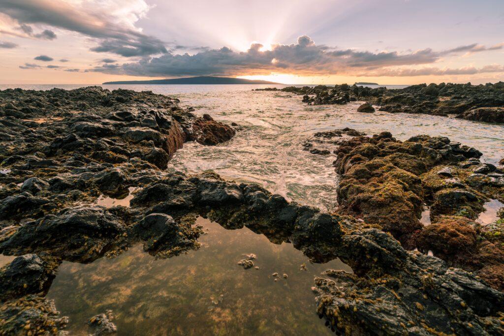 Makena Cove, Maui, Hawaii