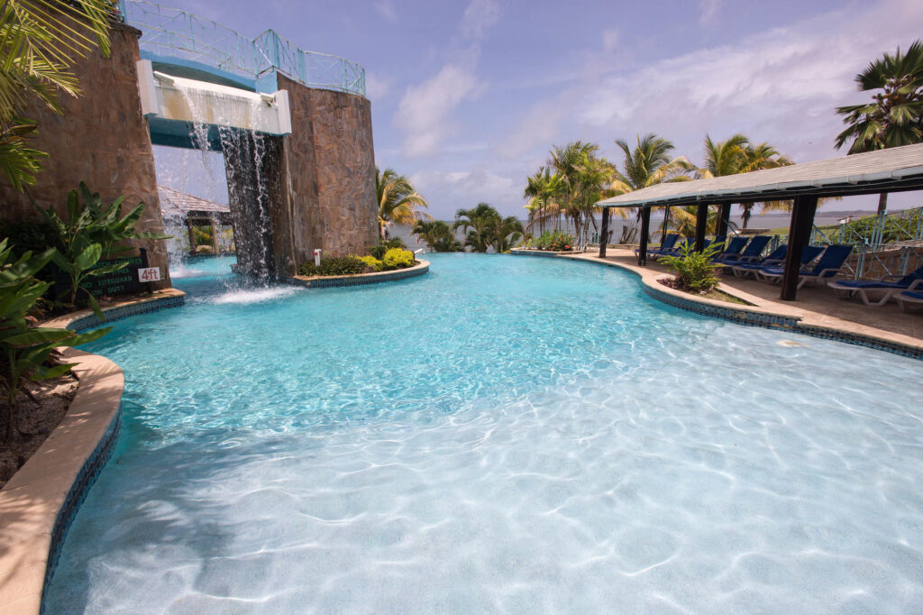 The Pool at the Salybia Nature Resort & Spa