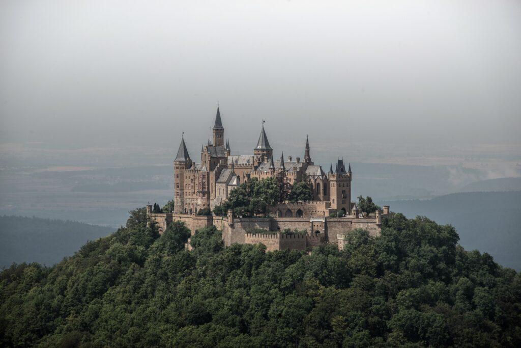 Hohenzollern Castle, Burg Hohenzollern, Germany