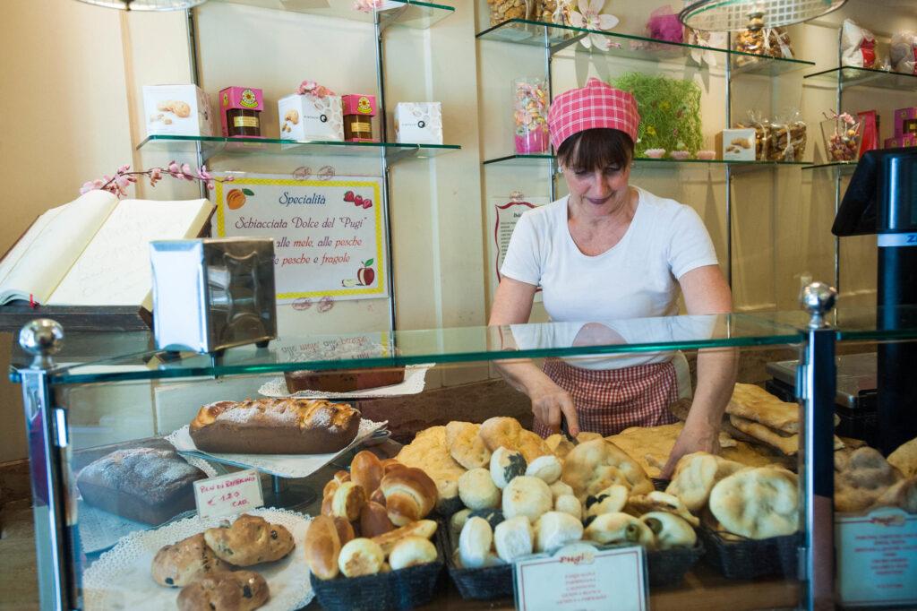 Pugi Bakery Florence