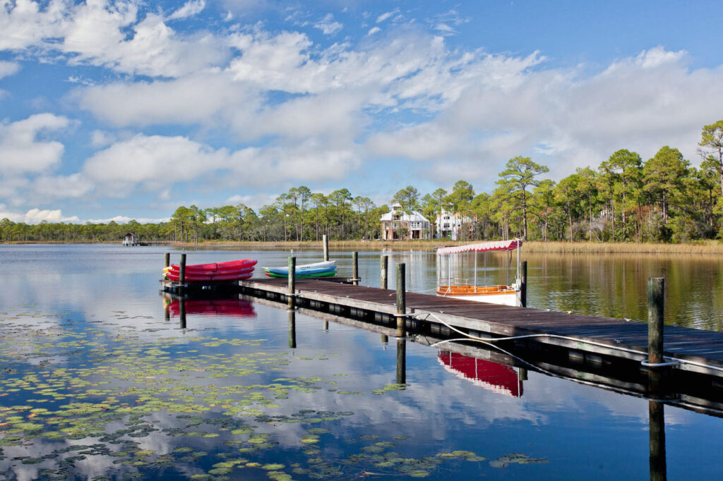 Boat House at the WaterColor Inn & Resort