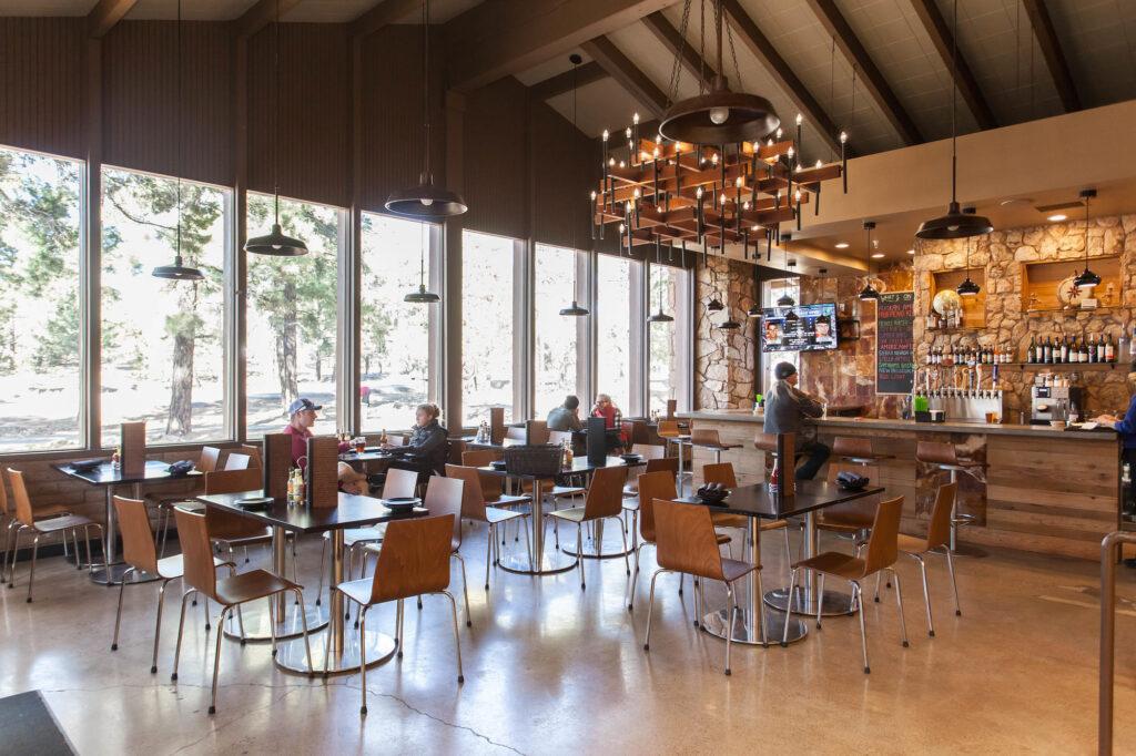 Bar at the Yavapai Lodge