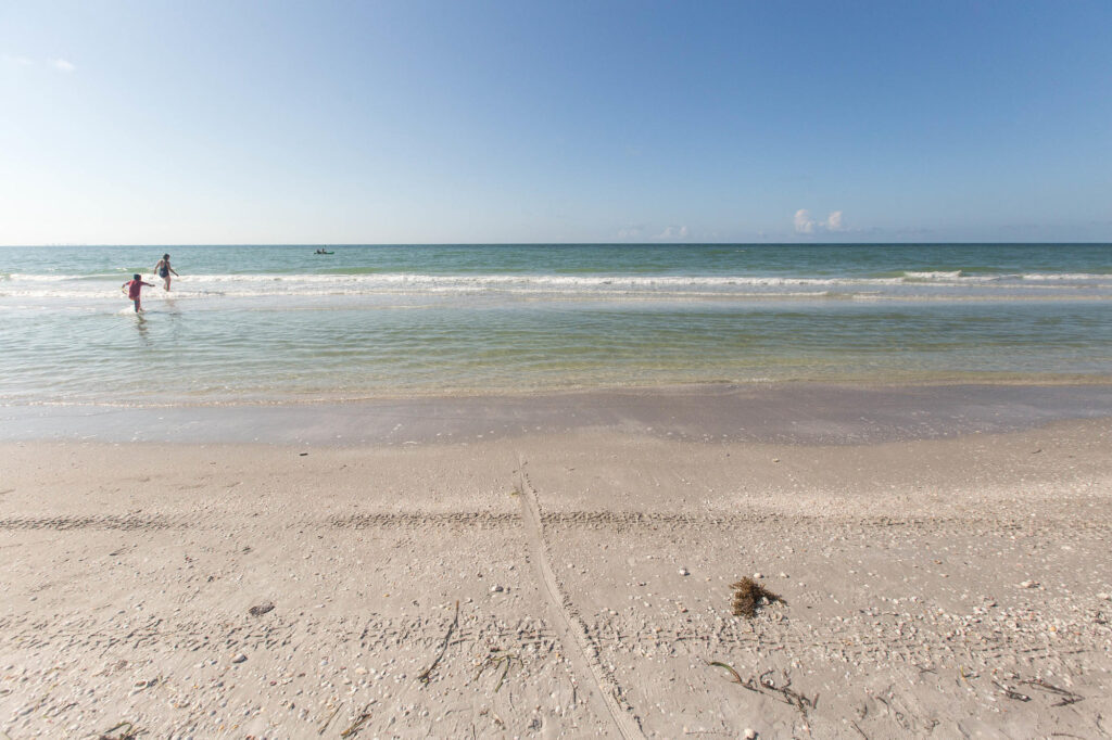 Beach at the Sundial Beach Resort & Spa