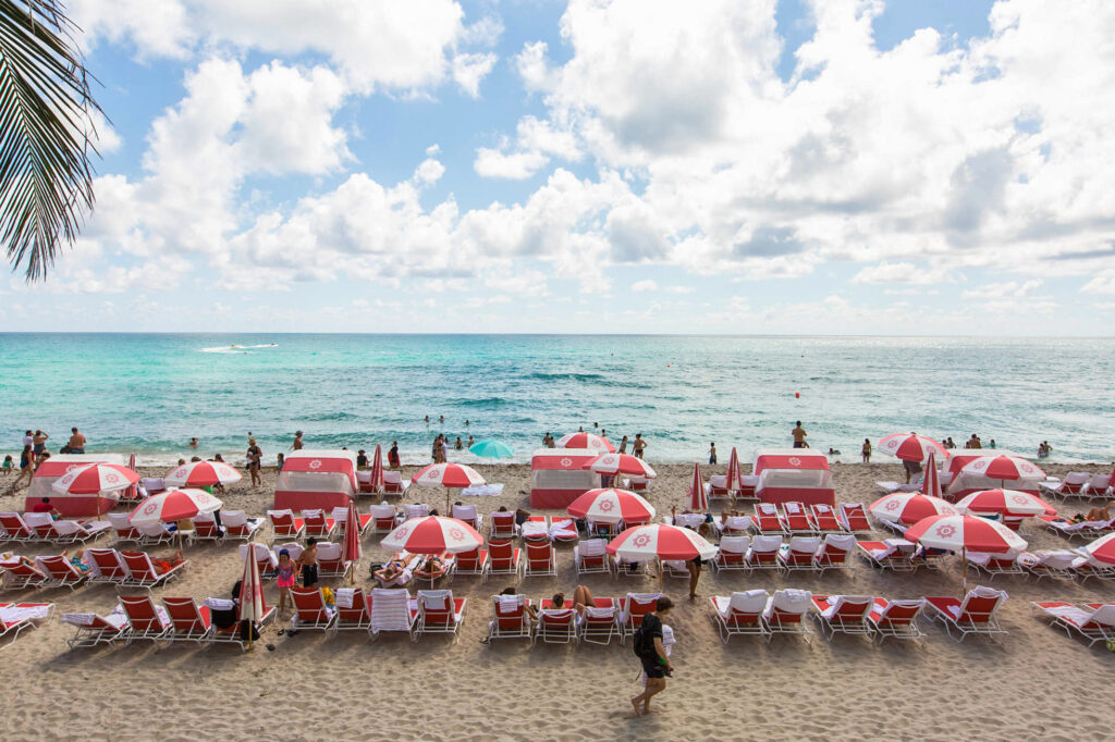 Beach at The Diplomat Beach Resort Hollywood, Curio Collection by Hilton