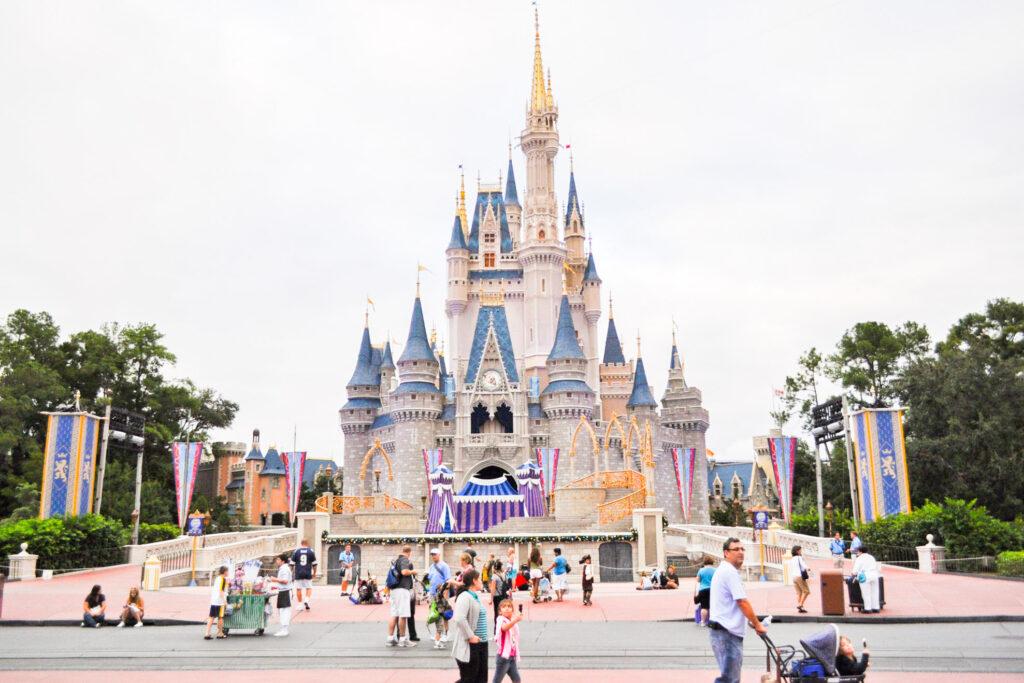Magic Kingdom, Disney World, Orlando