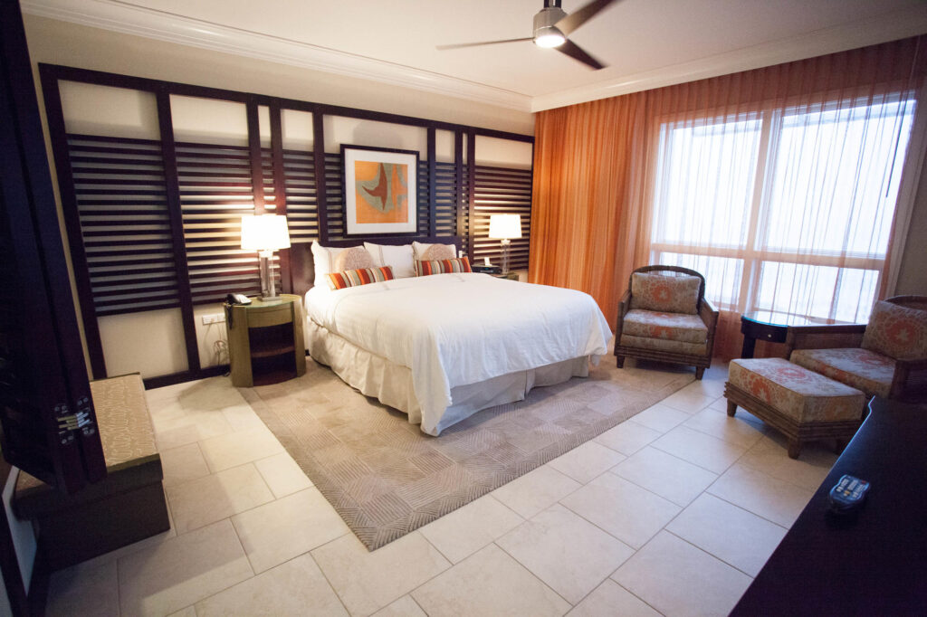 The Gulf View Suite at the Hyatt Residence Club Sarasota, Siesta Key Beach