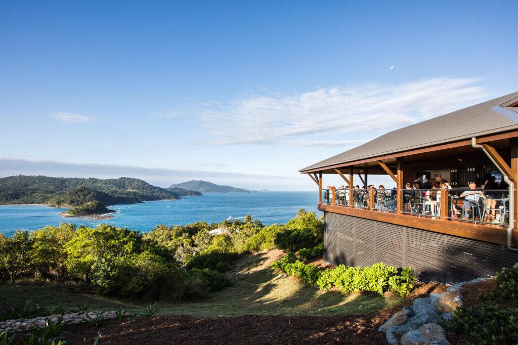 Hamilton Island at the Qualia Resort