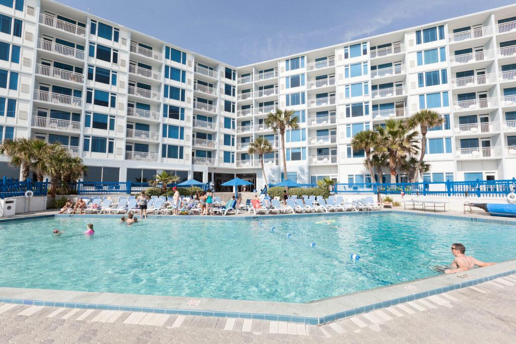 The Pool at the Islander Beach Resort