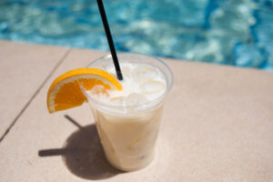 Poolside Drinks at the Bellagio Las Vegas