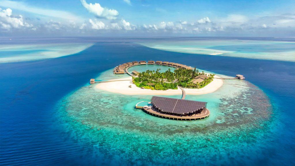 Kudadoo Private Island in The Maldives
