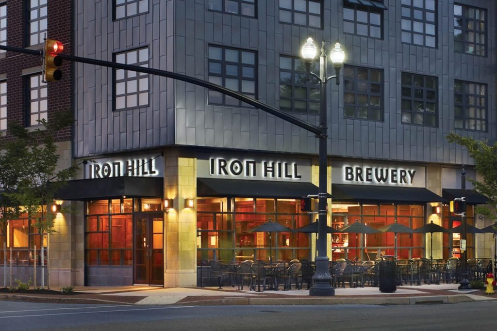 Iron Hill Brewing location in Lancaster, PA