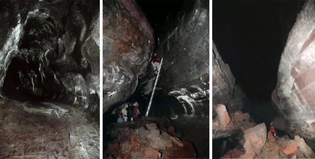 Kazumura Cave - Hawaii
