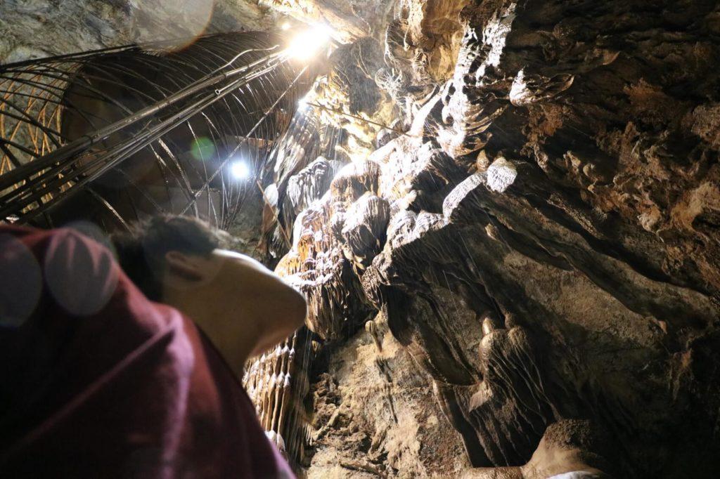 Moaning Caverns - Vallecito, California